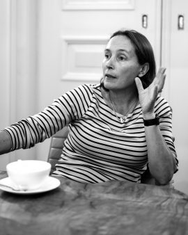 Interview Carole Thate – hoedster van de legacy van nr. 14